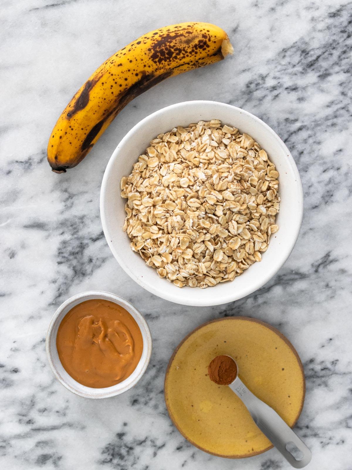 ingredientes para fazer granola sem açúcar